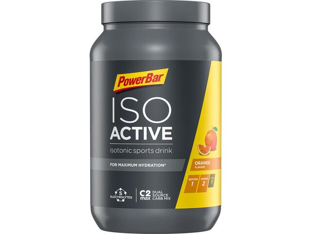 PowerBar Isoactive Isotonic Sports Drink 1320g, Orange